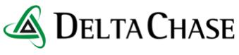 DeltaChase Logo